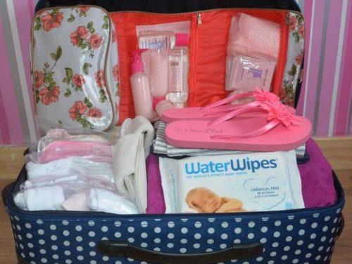 প্রসবকালীন প্রস্তুতি: হাসপাতাল ব্যাগে (Hospital bag) যেসব জিনিস নিবেন